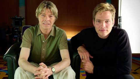 Reportage, DR2. Thomas Vinterberg met his idol David Bowie for a talk about musik and the Dogma films. I edited. Director: Kasper Torsting.